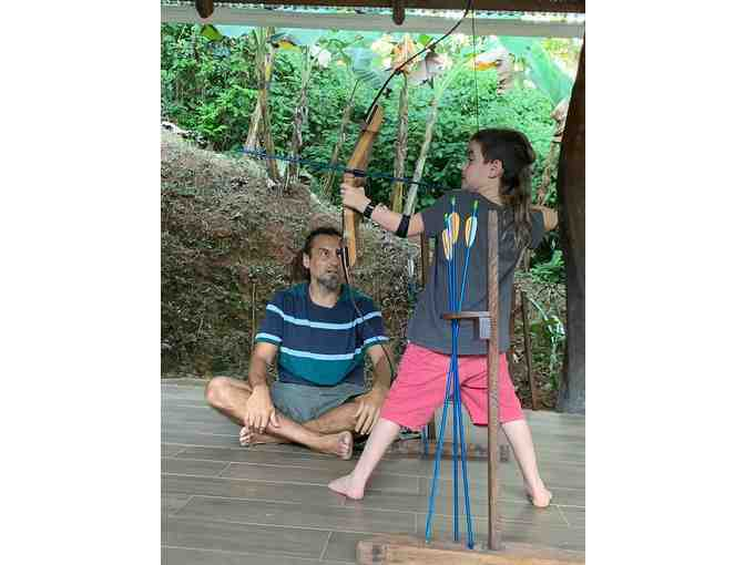 Archery Class For 3 People With Pura Veda - Photo 1