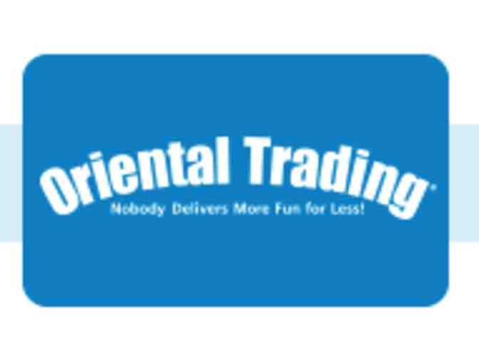 $25 Gift Certificate to Oriental Trading Company - Photo 1