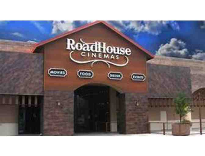 Roadhouse Cinema- 4 Free Passes plus 1 Free Popcorn - Photo 1