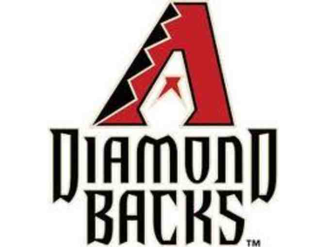 4 Diamondbacks tickets with 2 parking passes (Dbacks vs St. Louis Cardinals) - Photo 1