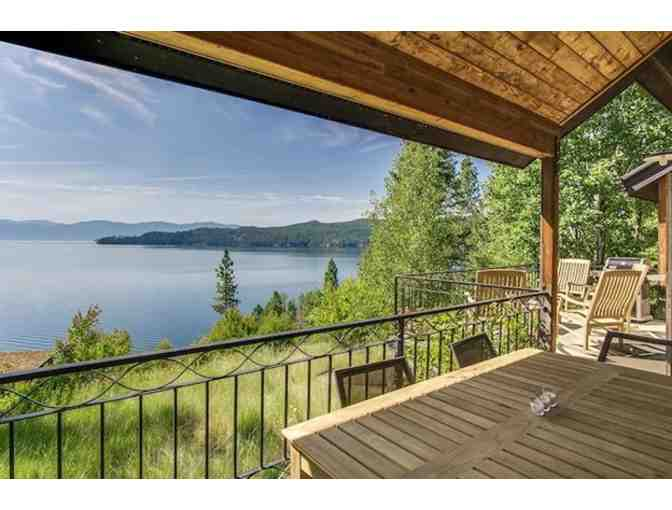 Lake Pend Orielle Getaway in Northern Idaho 5days/4 nights