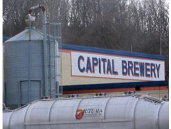Private Tour and Tasting at Capital Brewery for 20