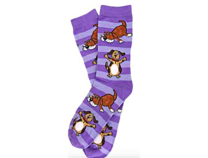 Playful Pups Socks - Photo 1