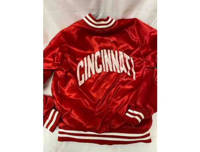 Cincinnati Reds Satin Jacket - Photo 2