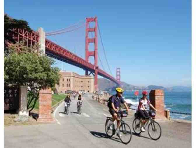 Blazing Saddles Bike Rental for 2 in San Francisco - Photo 1