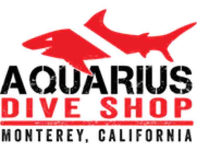 Aquarius Dive Shop Open Water Certification Course Gift Certificate - Photo 1