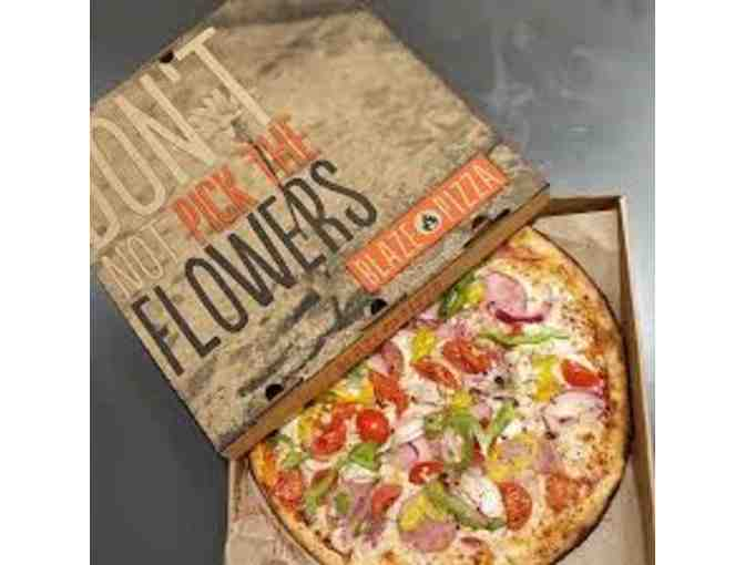 1 Free Personal Pizza at Blaze Pizza in Marina Dunes Shopping Center - Photo 1