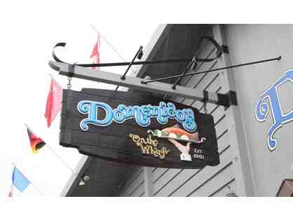 Domenico's On The Wharf $25 Gift Certificate