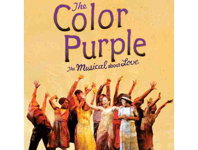 2 Tickets to THE COLOR PURPLE at the Pantages
