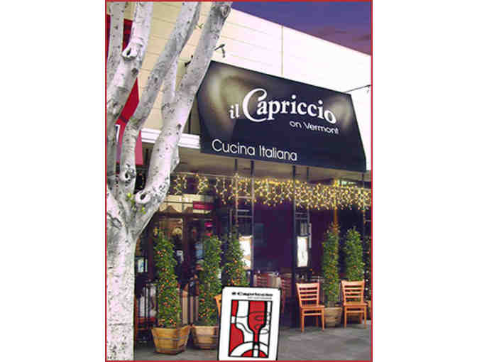 $25 gift card for Il Capriccio on Vermont - Photo 1