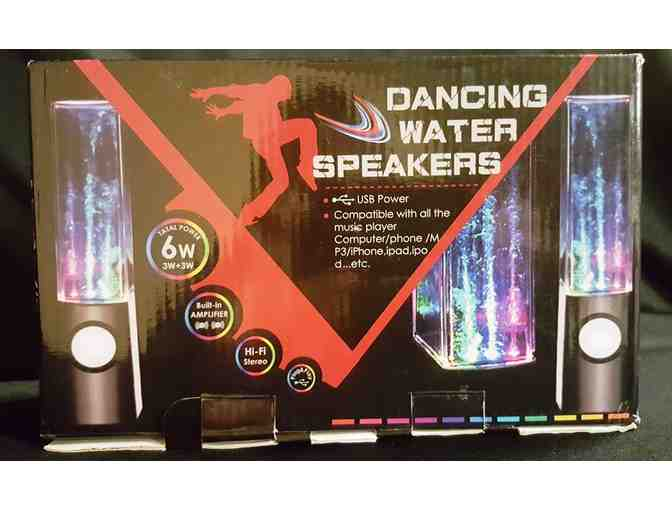 Dancing Water Speakers - Photo 1