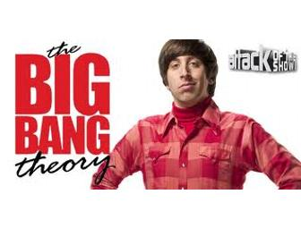 Set Visit and backstage tour of 'The Big Bang Theory'