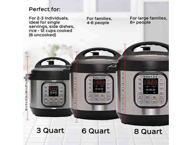 Insta Pot 7 in 1 Multi Cooker