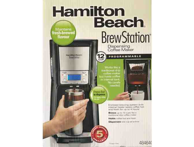 Hamilton Beach Brew Station