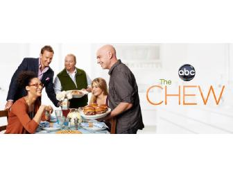 The Chew 4 Audience Tickets