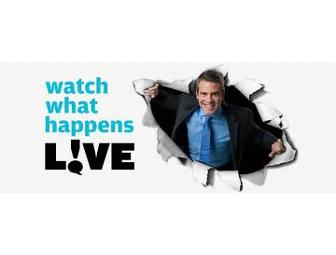 Watch What Happens Live! 2 Tickets