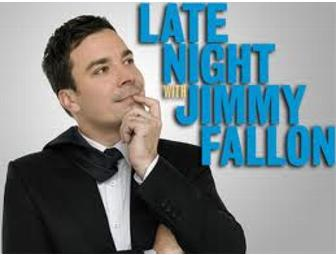 Late Night with Jimmy Fallon 2 Tickets