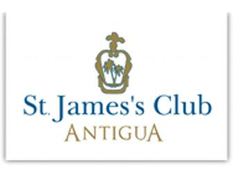 A week at the beach in St. James's Club & Villas, Antigua