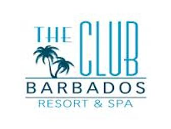 A week at the beach in The Club, Barbados Resort & Spa