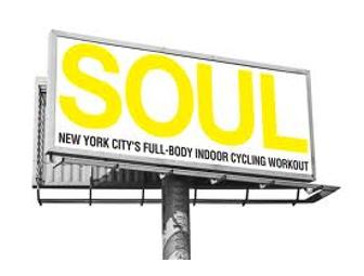 SoulCycle Studio 5 cycling class