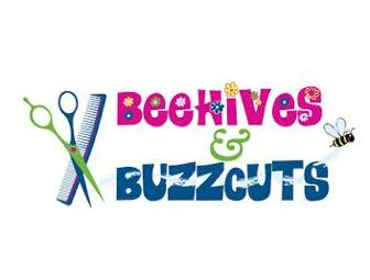 Beehives and Buzzcuts Childrens Haircut