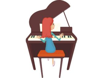 Private Piano Lessons with Libbie Schrader