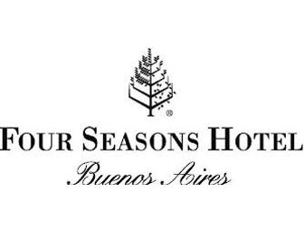 Four Seasons Hotel Buenos Aires 2 Night Stay
