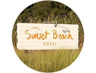 Sunset Beach Restaurant Dinner for 4