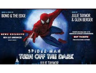 Spider-man Turn Off the Dark Souvenir Pack
