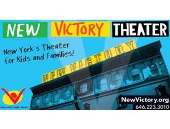 New Victory Theater 2 Tickets
