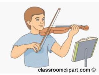 Private Violin Lessons with Min Sun Kim