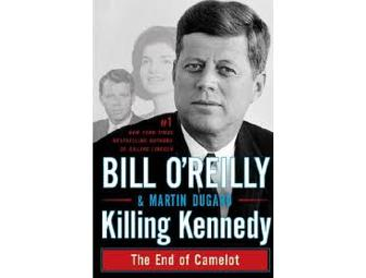 'Killing Kennedy' Autographed by Author Bill O'Reilly