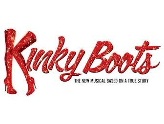 Kinky Boots 4 Producer's Tickets