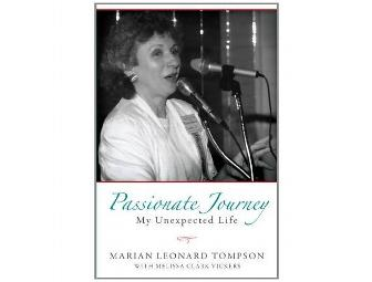 Autographed book and CHAT with LLL founder Marian Tompson