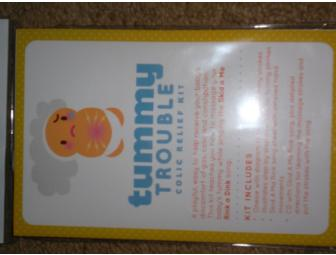 Infant Massage & Tummy Trouble Kit