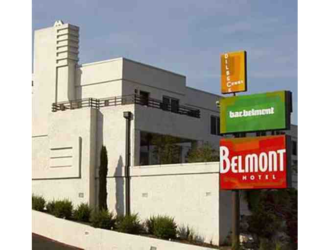 2 Night Stay in the Belmont Hotel in Dallas, Texas