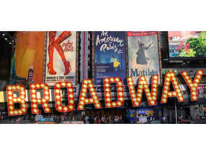 $500 Gift Certificate to Broadway.com