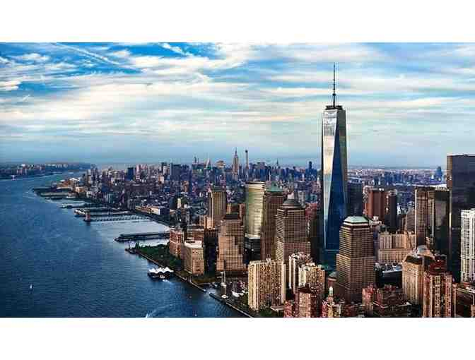 4 Tickets to One World Observatory and $200 Gift Certificate to One Dine - Photo 1