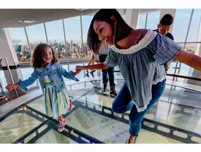 4 Tickets to One World Observatory and $200 Gift Certificate to One Dine - Photo 2