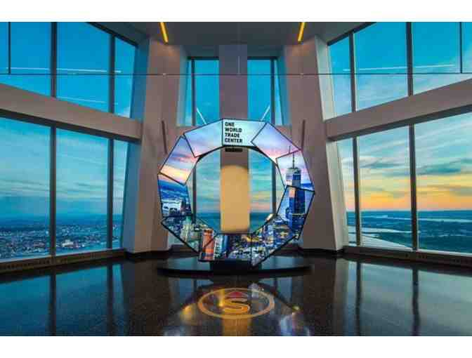 4 Tickets to One World Observatory and $200 Gift Certificate to One Dine - Photo 4