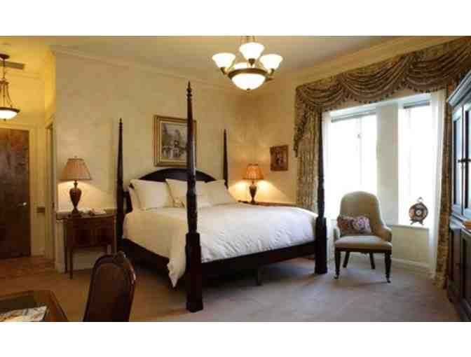 1 Night Stay with Breakfast at Oheka Castle