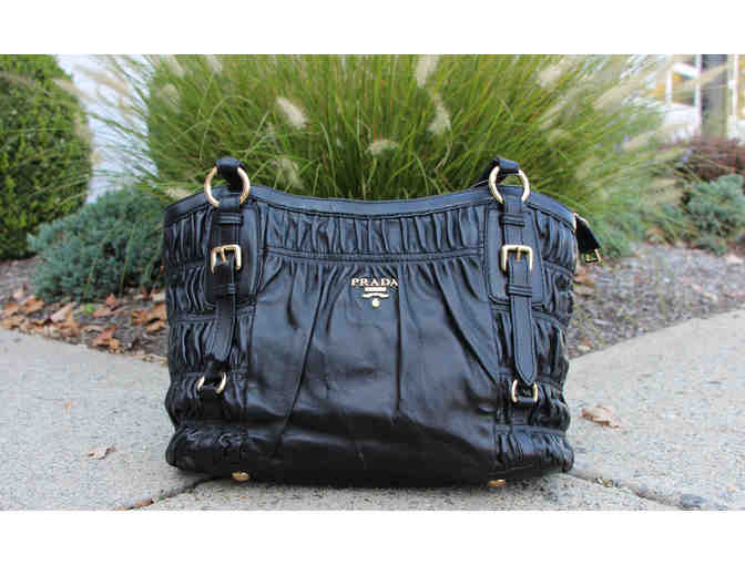 Black Prada Handbag