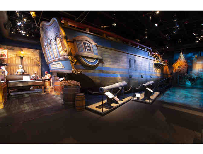 2 Night Cape Cod Getaway with $50 to Yarmouth House & Tickets to the Whydah Pirate Museum