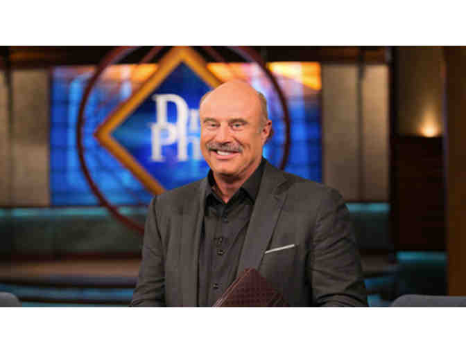 4 VIP Tickets to Dr. Phil Show Taping - Photo 1
