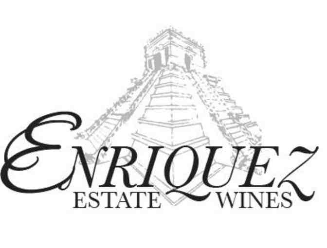 Private Tasting for 8 at Enriquez Wines