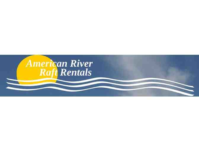 Rafting for 4 down the American River