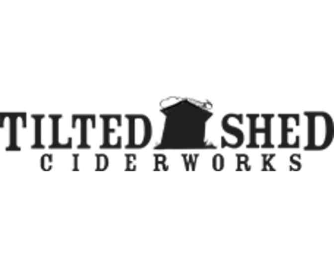 Tilted Shed Ciderworks Collection