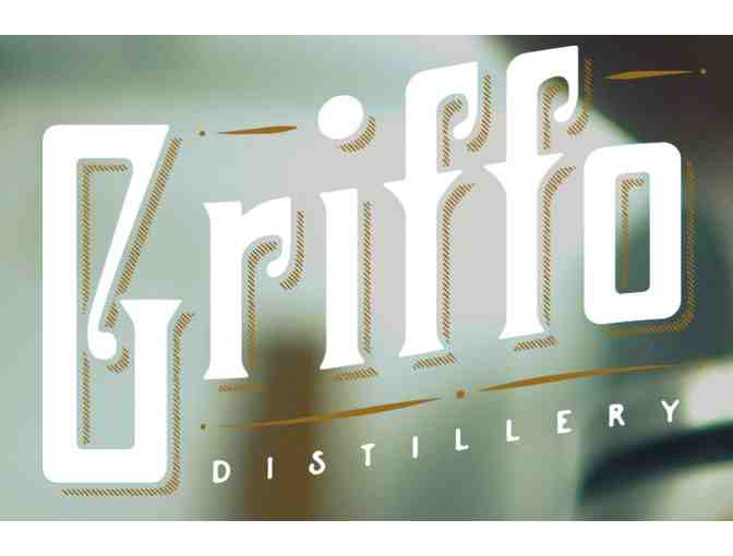 Tour & Tasting at Griffo Distillery for 6