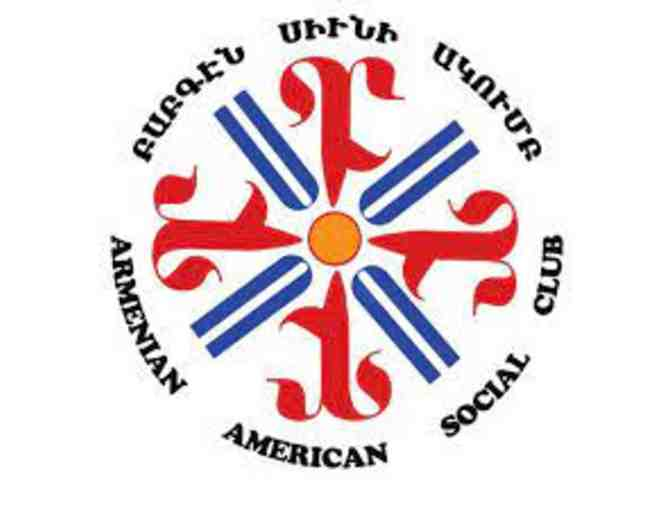 $100 Gift Certificate to Armenian American Social Club - Take Out Dinner - Photo 1