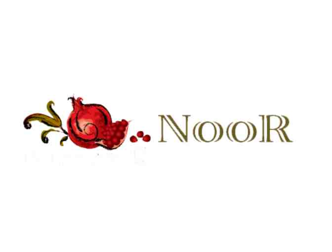 2 x $50 Gift Certificates (Total Value of $100) to Noor Mediterranean Grill - Photo 1